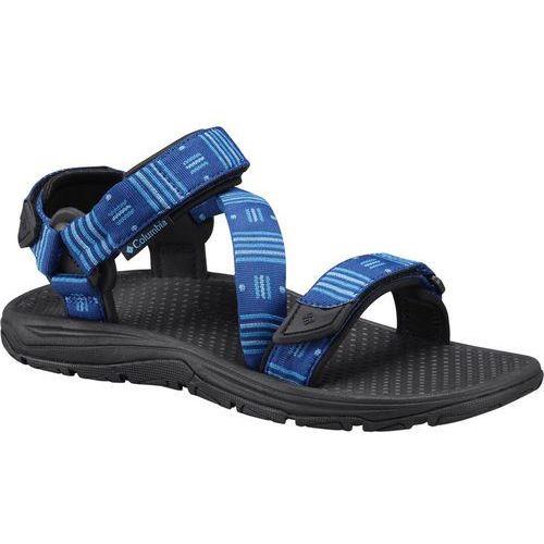 Columbia big water sandały mężczyźni niebieski us 13 | 46 2018 sandały codzienne