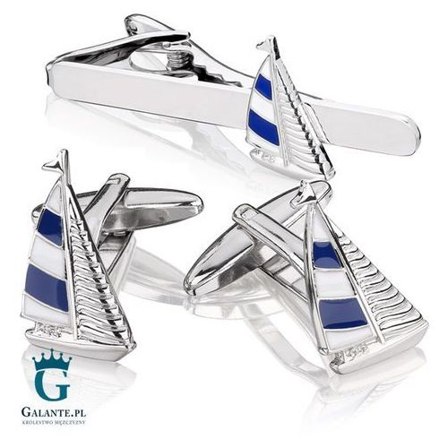 Komplet biżuterii żaglówki sdk-1293 marki Galante