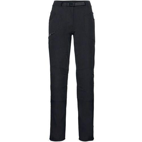 VAUDE Skarvan Spodnie długie Kobiety czarny 38 2018 Spodnie i jeansy, jeans