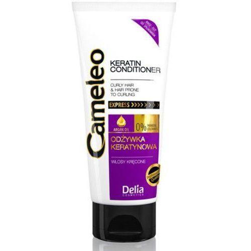 Delia Cosmetics Cameleo Odżywka keratynowa do włosów kręconych 200ml - Delia OD 24,99zł DARMOWA DOSTAWA KIOSK RUCHU (5901350442760)
