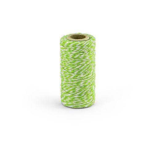 Sznurek piekarski zielone jabłuszko - 50 m - 1 szt.