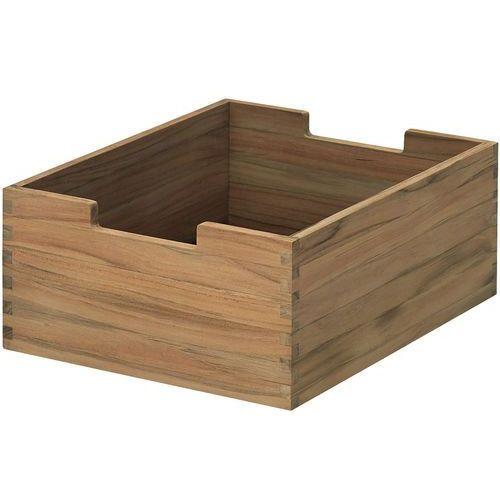 Skagerak Pudło cutter drewno tekowe małe (5706420039556)