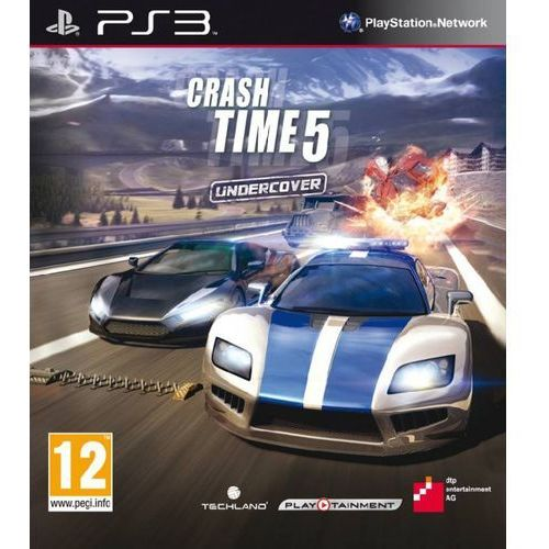 Crash Time 5 (PS3)