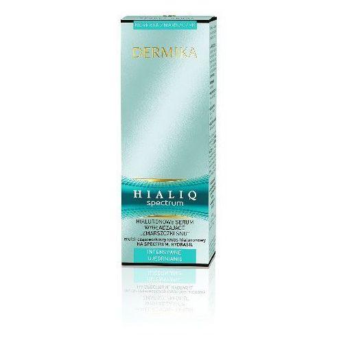"""hialiq spectrum hialuronowe serum wygładzające """"zmarszczki snu"""" 30 ml marki Dermika"""