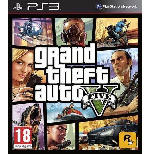 GTA 5 (PS3). Najniższe ceny, najlepsze promocje w sklepach, opinie.