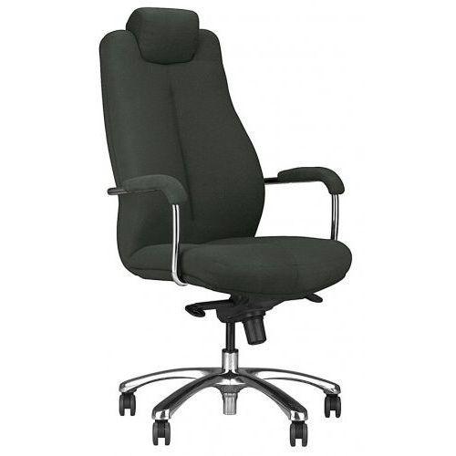 Nowy styl Fotel gabinetowy sonata lux 24/7 hru steel17 chrome - biurowy, krzesło obrotowe, biurowe