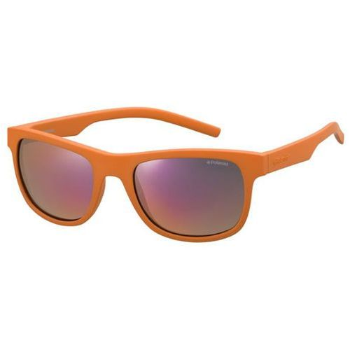 Okulary Słoneczne Polaroid PLD 6015/S TWIST Polarized H0A/OZ, kolor żółty