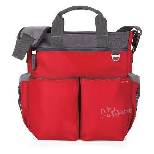 duo signature torba do wózka dla mamy - czerwony marki Skip hop
