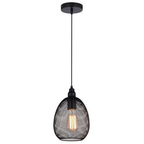 Candellux Lampa wisząca  briks 1x60w czarny + darmowy transport! (5906714843405)