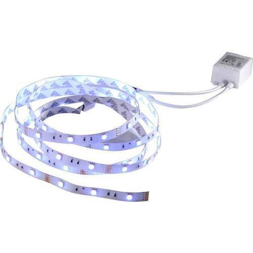 Leuchten-Direkt TEANIA paski świetlne LED Przezroczysty, 1-punktowy - Lokum dla młodych - Obszar wewnętrzny - TEANIA - Czas dostawy: od 4-8 dni roboczych (4043689914721)