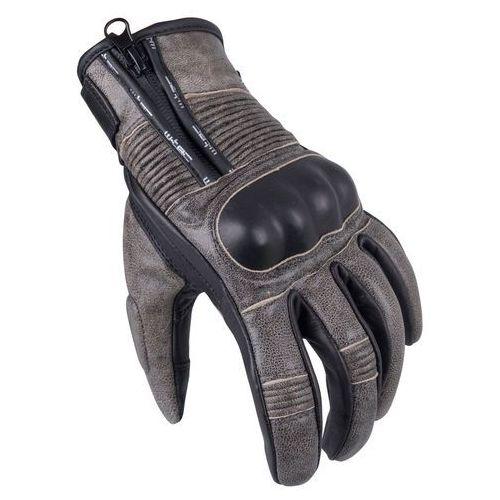 W-tec Męskie rękawice motocyklowe davili gid-16034, czarno-brązowy, xl
