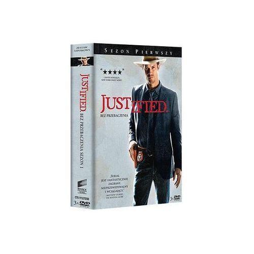 Justified: Bez przebaczenia - sezon 1 (DVD) - Imperial CinePix, towar z kategorii: Seriale, telenowele, programy TV