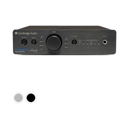 dacmagic plus przetwornik dac marki Cambridge audio