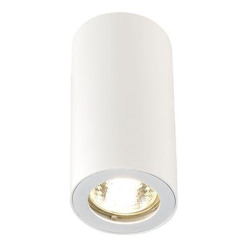 Lampa sufitowa enola_b cl-1 biały promocja wwos, 151811 marki Spotline