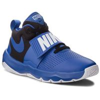 Buty NIKE - Team Hustle D 8 (GS) 881941 405 Game Royal/Game Royal/Black, kolor niebieski