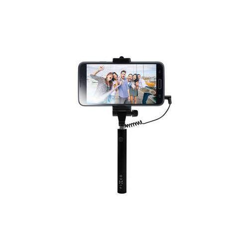 Selfie pręt  snap mini - czarny (fixss-snm-bk) czarna marki Fixed