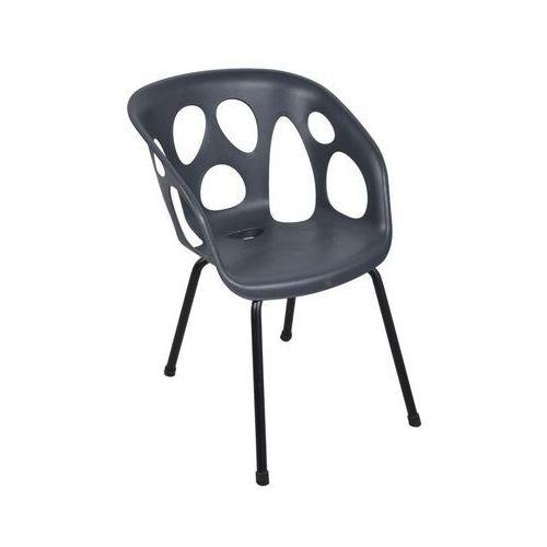 Ołer garden Krzesło ogrodowe ghost antracytowe (5907795805665)