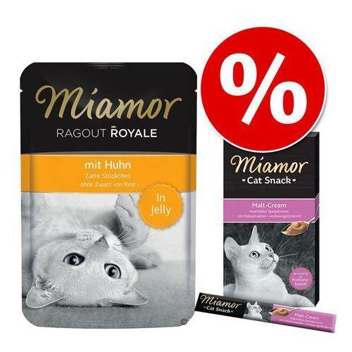 MIAMOR 100g Ragout Royale z tuńczykiem dla kotów (4000158740540)