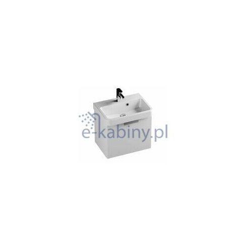 Ravak BeHappy II szafka podumywalkowa biała X000001097 (8592626036508)