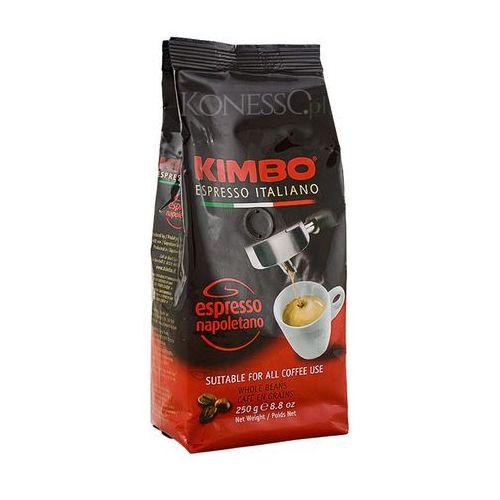Kimbo Espresso Napoletano 0,25 kg ziarnista