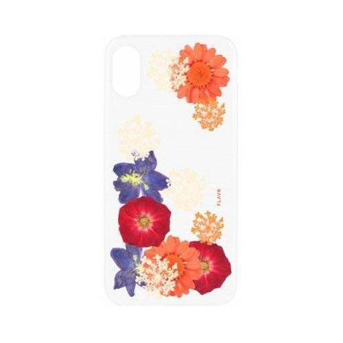 Etui FLAVR iPlate Real Flower Amelia do Apple iPhone X Wielokolorowy (30109) (4029948066141)