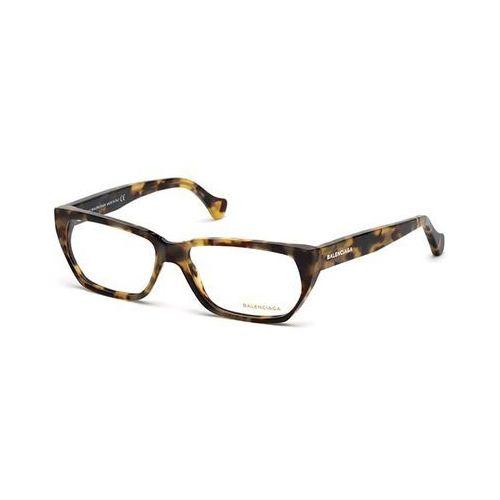 Okulary korekcyjne ba5073 055 marki Balenciaga