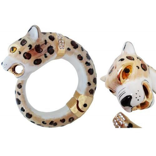 Mosiężna bransoletka Pasotti Br K36 - Cheetah Bracelet
