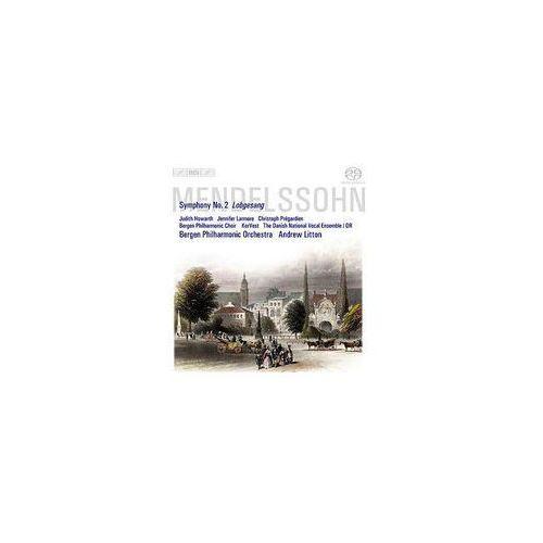 Bis records Symphony no. 2 in b flat major, op. 52, 'lobgesang' ('hymn of praise')