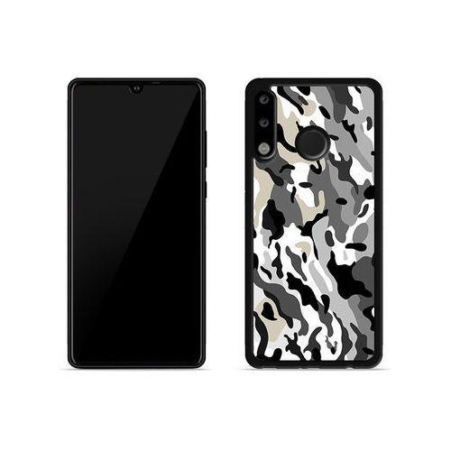 Etuo aluminum fantastic Huawei p30 lite - etui na telefon aluminum fantastic - szare moro