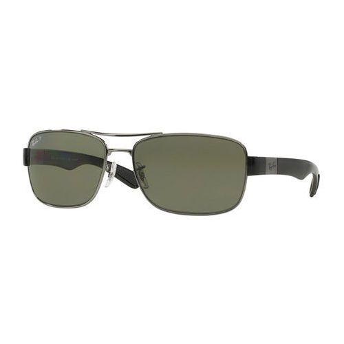 Ray-ban rb 3522 004/9a okulary przeciwsłoneczne + darmowa dostawa i zwrot (8053672298703)