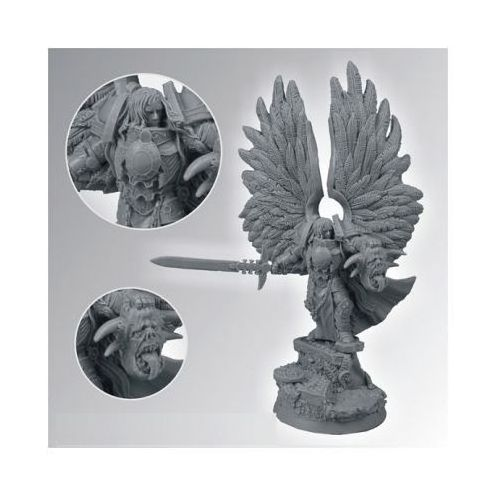 Scibor 28sf0043 - sf archangel 28mm marki Scibor miniatures