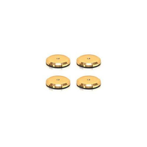 Viablue hs discs gold - podkładki izolacyjne / antywibracyjne pod kolce - gold