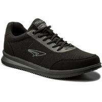 Sneakersy - mp07-17081-08 czarny, Sprandi, 43-44