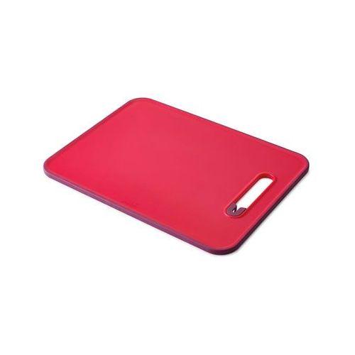 Deska z ostrzałką l slice&sharpen czerwona marki Joseph joseph