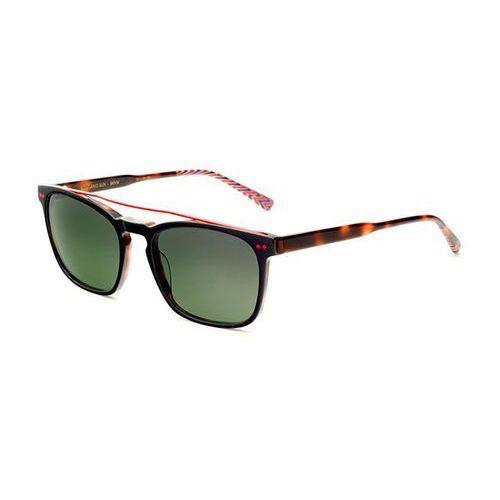 Okulary słoneczne kitsilano sun met polarized bkhv marki Etnia barcelona