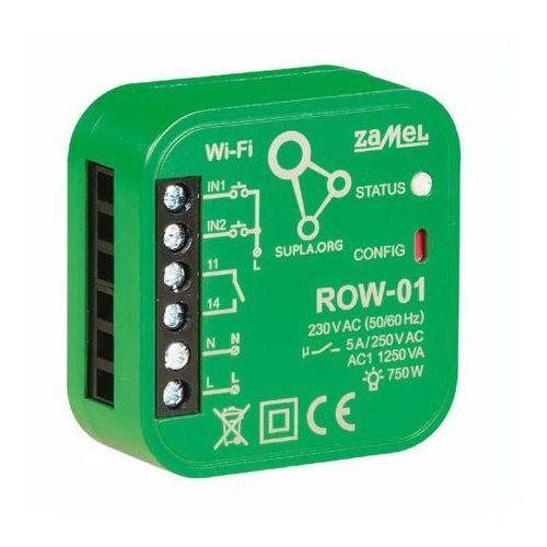 Zamel Sterownik wi-fi jednokanałowy row-01 (5903669209867)