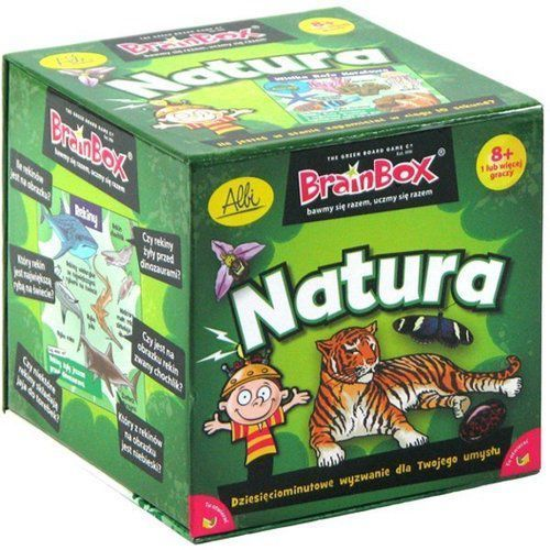 Albi Gra brainbox natura