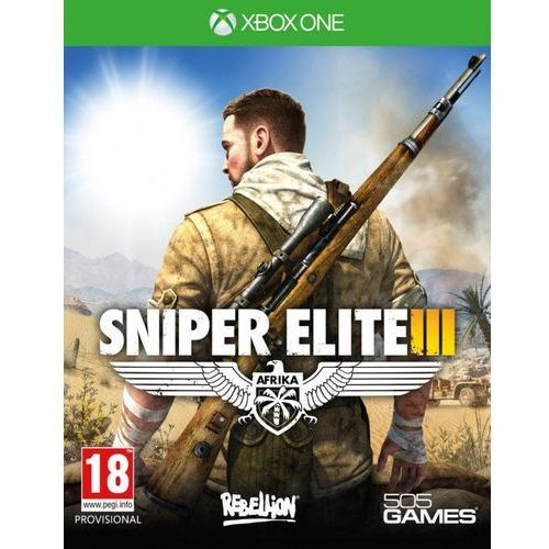 Sniper Elite V3 Afrika (Xbox One)