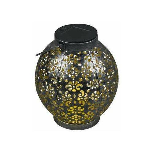 Trio RL Camiri R55286188 lampa stojąca zewnętrzna 1x0,02W LED srebrna