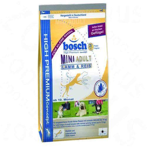 Bosch Mini Adult Lamb & Rice 15kg (4015598008020)