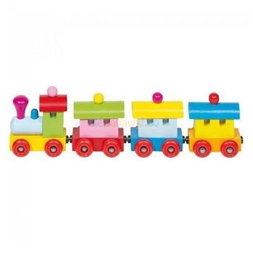 Pociąg sofia, zabawka z magnesami,  55978 marki Goki