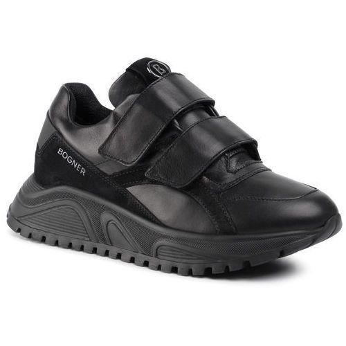 Bogner Sneakersy - new malaga 1a 293-6665 black 01