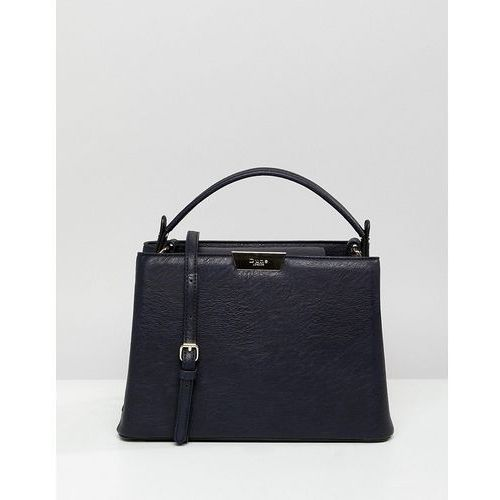 Dune Dulice Structured Tote Bag - Navy, kolor szary