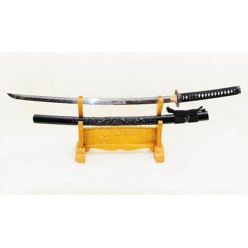 Kuźnia mieczy samurajskich Miecz samurajski katana do treningu, stal wysokowęglowa 1095, hartowana glinką r871