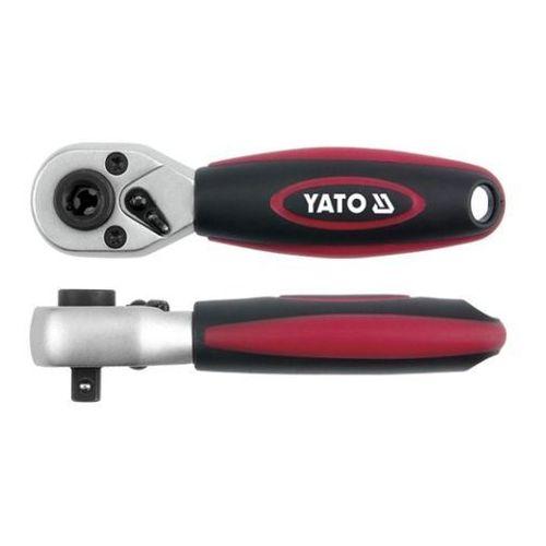 Grzechotka do bitów i nasadek 1/4x 1/4'' yt-0331 - zyskaj rabat 30 zł marki Yato