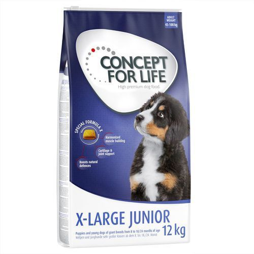 Concept for life x-large junior - 1,5 kg