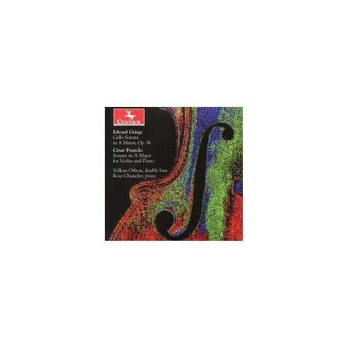 Cello Sonata In A Minor / Sonata In A Major For - produkt z kategorii- Muzyka klasyczna - pozostałe