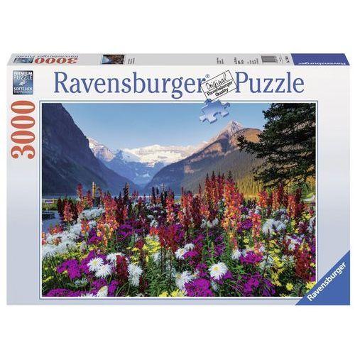 Ravensburger Raven. 3000 el. kwieciste góry (rap 170616)