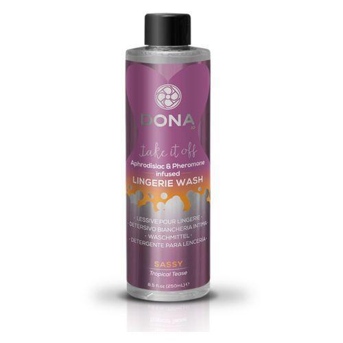 Dona Sexshop - płyn do płukania bielizny – lingerie wash 250 ml tropical tease - online