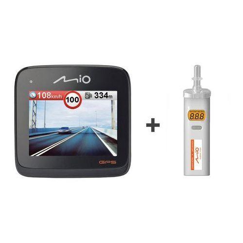 MiVue 568 Touch marki Mio z kategorii: rejestratory samochodowe
